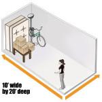 10x20 Storage Image