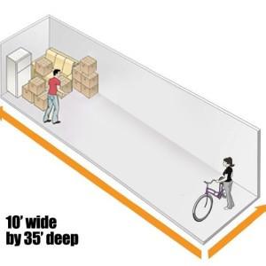 10x35 Storage Image