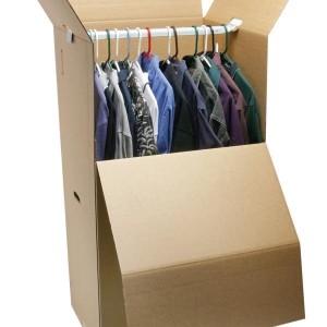 box wardrobe
