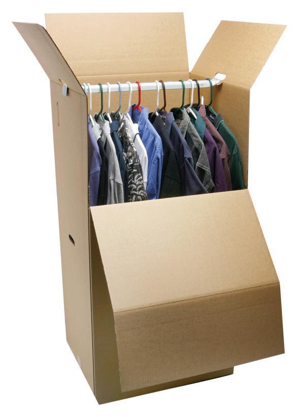 24 wardrobe box w bar. Black Bedroom Furniture Sets. Home Design Ideas