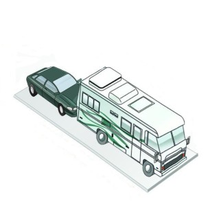 Parking spot 30 feet