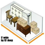 5x15 Storage Layout