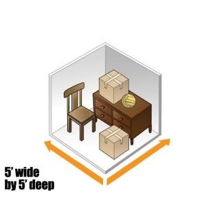 Storage Unit 5x5